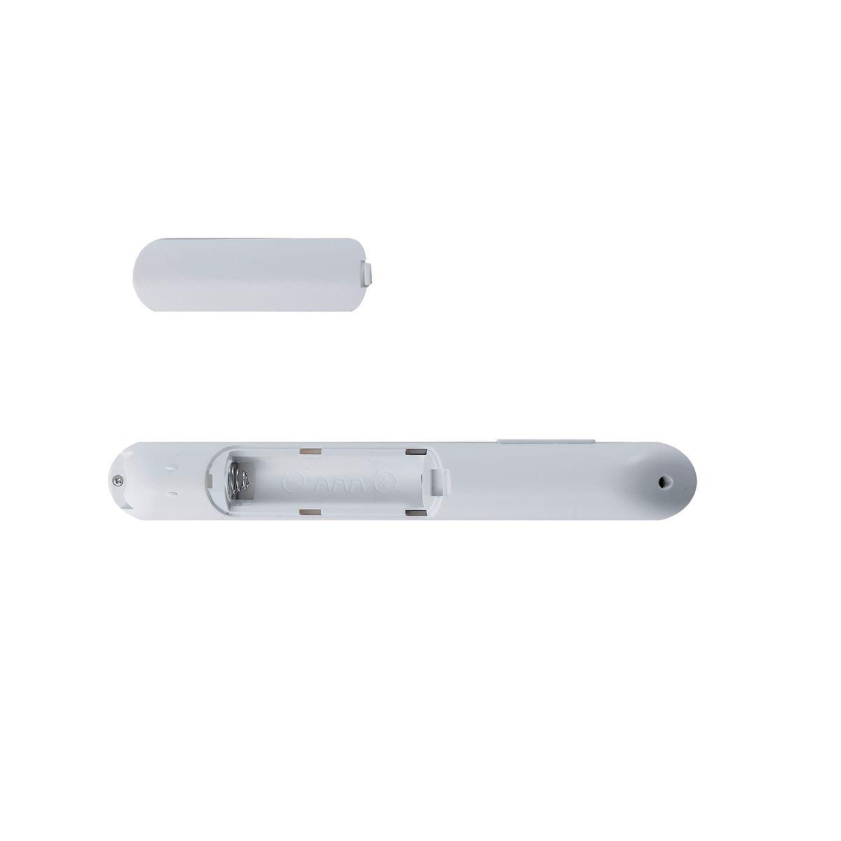 Wireless Laser Presenter, Restar 2.4GHz Wireless USB PowerPoint Presentation Remote Control Pointer Clicker Presenter Laser Flip Pen with Clip (White) by Restar Laser Pointer (Image #8)