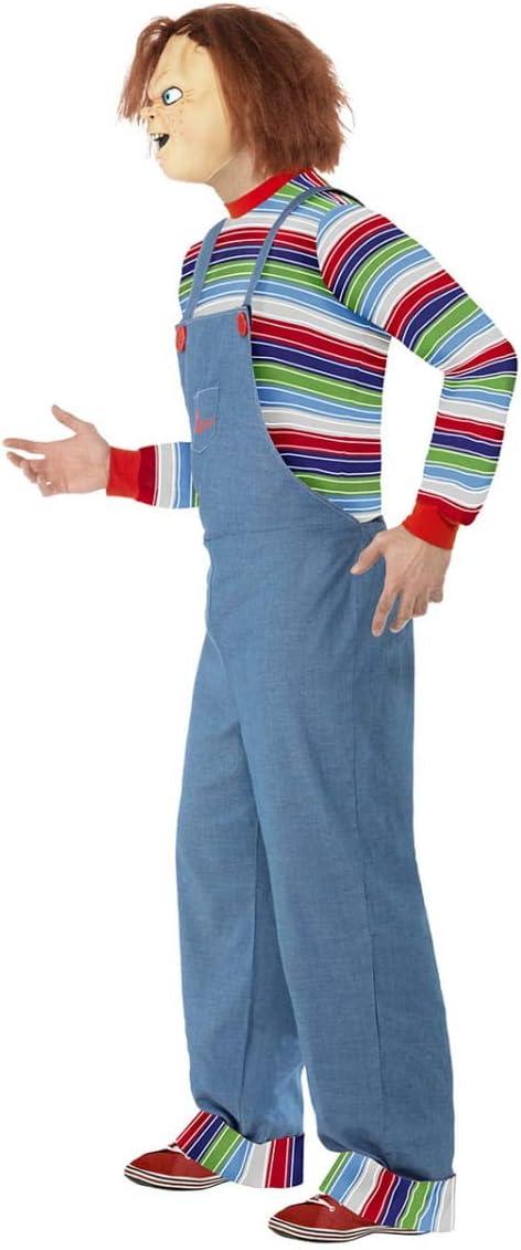 Chucky Terror de vestuario: Amazon.es: Juguetes y juegos