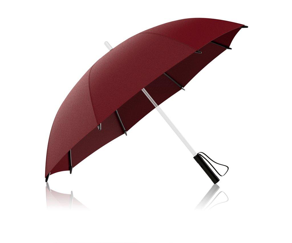 Betron parapluie Sabre Laser lumineux LED avec torche Umbrella