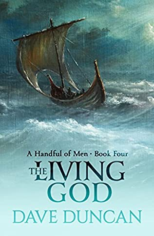 book cover of The Living God