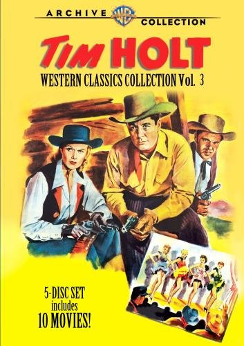 Tim Holt Western Classics Collection Vol.3 (5 Discs) (Tim Howard Shorts)