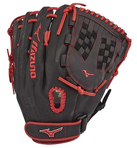 (Mizuno GMVP1250PSEF7 MVP Prime SE Fastpitch Soft Ball Gloves, 12.5