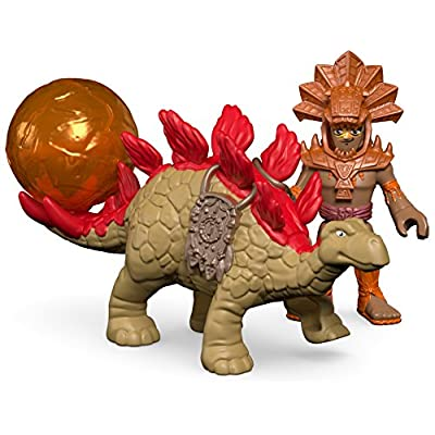 Fisher-Price Imaginext Stegosaurus: Toys & Games