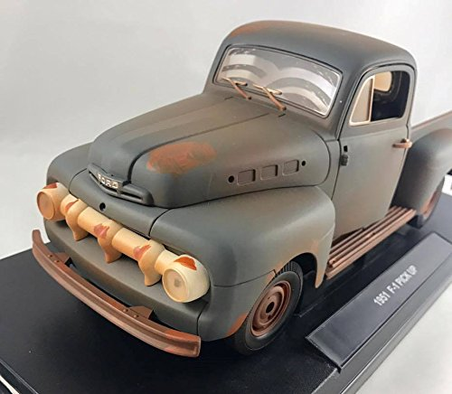 1951 Ford F-1 Pickup Truck Forrest Gump Diecast Model in 1:18 Scale