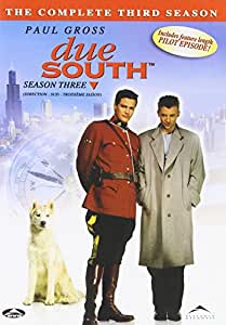 Due South: The Complete Third Season with Original Pilot (4 Discs)