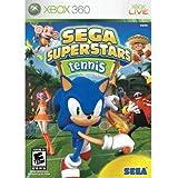 sonic software - Sega Superstars Tennis X360