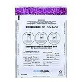 Steelmaster MMF Industries Freezfraud Deposit Bags, 9 x 12-Inch, 100 Bags Per Pack, White (236210306)
