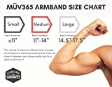 MÜV365 iPhone 7 Running Armband for Women and Men