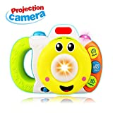 Toy Gift for 1-3 Year Old Girl Children, Camera Toy for 9-24 Month Boy Kid Learning Toy for 2-7 Year Old Girls Boys Gift Age 3 4 5 Kids Boy Birthday Present 18-36 Month Girls Kids