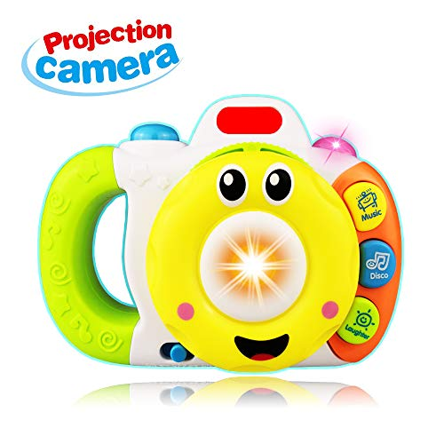 SUGOO Toy for 1-3 Year Old Girl Boys, Camera Toy for 9-24 Month Boy Kid Learning Toy for 12-18 Months Baby Girl Gift Age 1 2 3 Kids Boy Birthday Present 18-36 Month Girls Kids