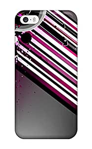 High Grade SparksKaye Flexible Tpu Case For Iphone 5/5s - Vector Psp