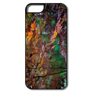 Holidays Late Summer Foliage Perfect-Fit Tpu Iphone 5 Shell
