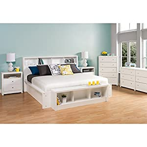 Prepac HHFQ-0500-1 District Double Headboard