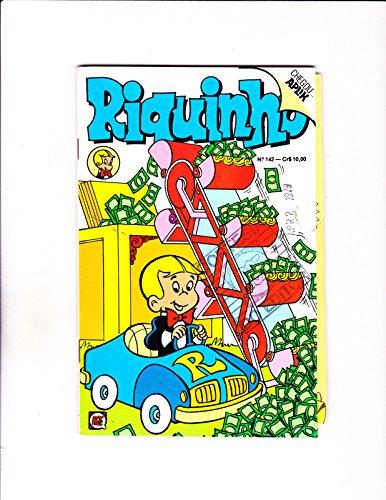 Riqinho No 142 -1979 - Brazilian Richie Rich -