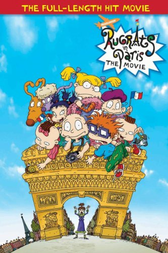 Rugrats In Paris: The Talkie