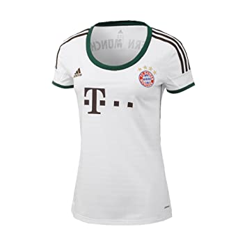 adidas A JSY - Women s Football Jersey - FC Bayern Munich Away Kit  Multi-Coloured 3121df009