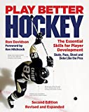 img - for Play Better Hockey: The Essential Skills for Player Development book / textbook / text book