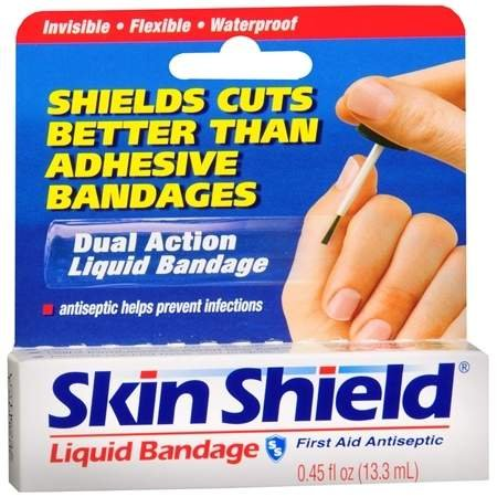 Skin Shield Liquid Bandage - 2PC