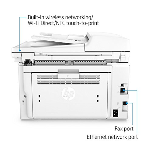 HP LaserJet Pro M227fdw All-in-One Wireless Laser Printer (G3Q75A). Replaces HP M225dw Laser Printer by HP (Image #4)