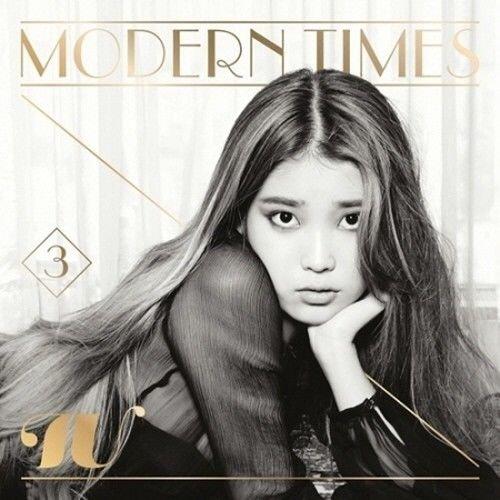 IU - [Modern Times] 3rd Album CD+Booklet K-POP Sealed Singer Songwriter Vocalist (Best Singer Songwriters Of All Time)