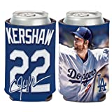 MLB Los Angeles Dodgers Can Cooler 12 oz. Clayton Kershaw Limited Can Koozie