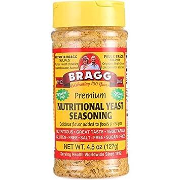 Amazon.com: Bragg condimento – Levadura nutricional ...