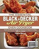 The Essential BLACK+DECKER Air Fryer Oven
