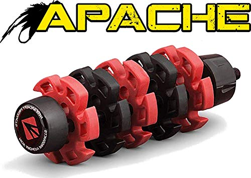 Apache Stabilizer - NAP Red Apache EQ Stabilizer w/Adjustable Dampeners