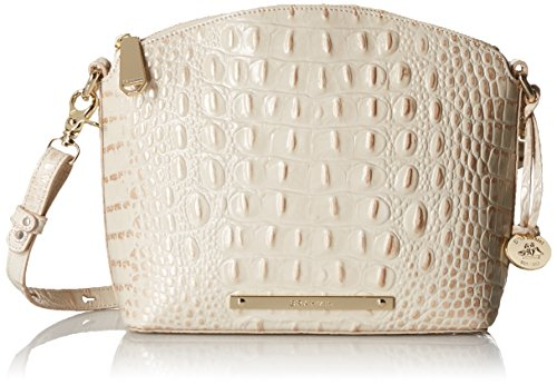 Brahmin Mini Duxbury Convertible Cross Body Bag, Cava, One Size