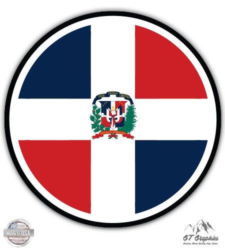 Dominican Republic Flag - 3