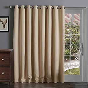 Amazon Com Onlycurtain Thermal Insulated Extra Wide