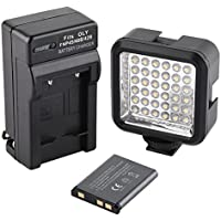 SUPON Ultra-Bright LED 36 Video Camera Light