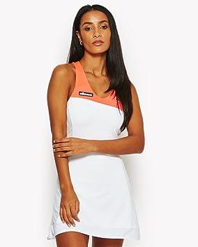 Ellesse Scw04561 Vestido de Tenis, Mujer: Amazon.es: Deportes y aire libre