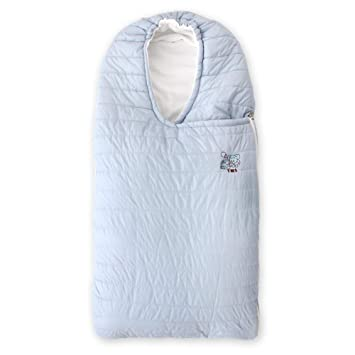 CLLCR Saco de Dormir para Bebés: Edredón Antiarrugas Engrosado para Bebés, Otoño E Invierno