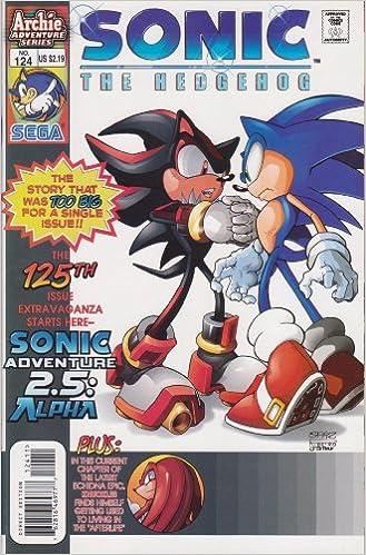 Sonic The Hedgehog Sonic Adventure 2 5 Alpha 124 Bollers Amazon Com Books
