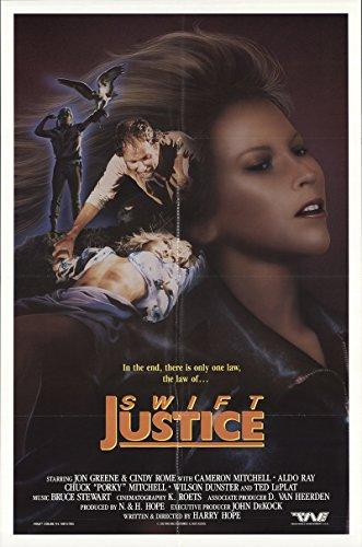 Hateman (aka Swift Justice) 1989 Authentic 27