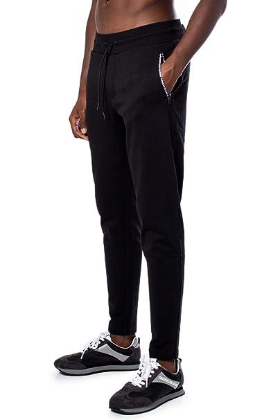 Calvin Klein Jeans Hombre Instit Pocket Joggers, Negro ...