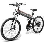 51IlUs8RkhL. SS150 WJH 26 Pollici per Adulti Mountain Bike, Una variabile Ruota off-Road velocità Uomini e Donne Biciclette