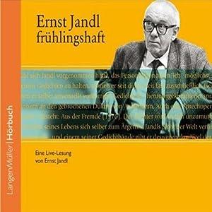 Ernst Jandl frühlingshaft Hörbuch