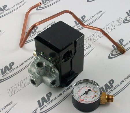 Ingersoll RAND Pressure (Pressure Switch Tube Assembly)