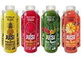 JUISI Cold Pressed Juice, 12 Fluid Ounce (Pack of 12)
