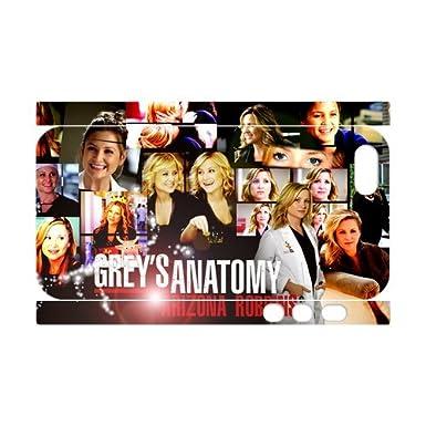 Custom 3D Printed Tv Show Grey\'s Anatomy Dr Arizona Robbins Jessica ...