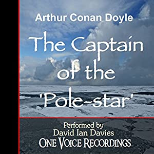 The Captain of The Pole-star Audiobook