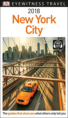 DK Eyewitness Travel Guide New York City: 2018