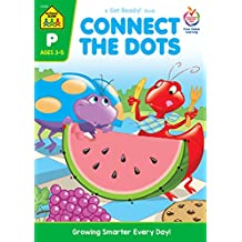 Connect the Dots: Preschool Get Ready! Workbooks