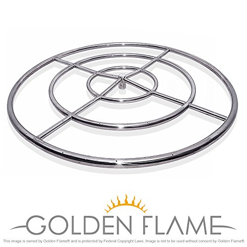 Ignition Fire Pit Insert - 36