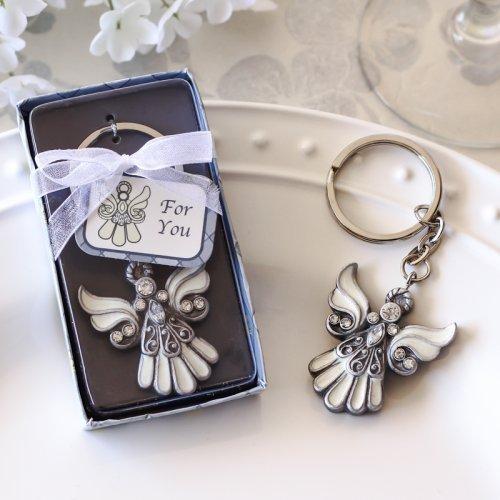 Angel Keychain Favor