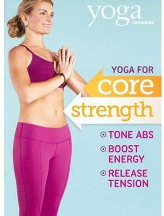 Amazon.com: Yoga Journal: Yoga for Core Strength: Coral ...