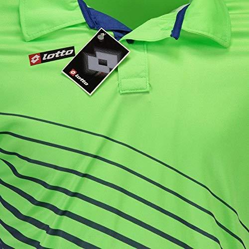 36bb62ddc8 Polo Lotto Bastazani Verde  Amazon.com.br  Esportes e Aventura