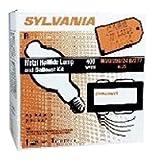Sylvania 67533 (6-Pack) LU400/ECO 400-Watt High Pressure Sodium HID Light Bulb, 2100K, 50000 Lumens, E30 Mogul Base